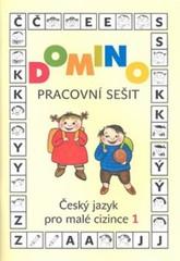 Domino - Český jazyk pro malé cizince 1 - Pracovní sešit