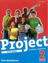 Project 2 Third Edition - Student´s Book (učebnice, třetí vydání)