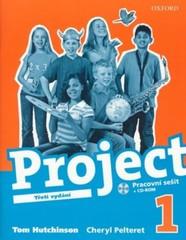 Project 1 Third Edition - Pracovní sešit + CD-ROM (třetí vydání)