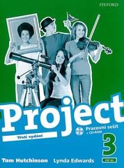 Project 3 Third Edition - Pracovní sešit + CD-ROM (třetí vydání)
