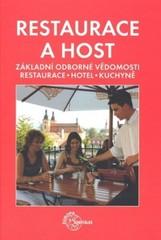 Restaurace a host - Základní odborné vědomosti (restaurace, hotel, kuchyně)
