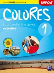 Colores 1 - učebnice
