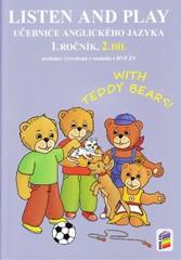 Listen and Play - Učebnice anglického jazyka 1.r. 2.díl - Učebnice