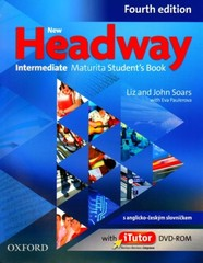 New Headway Intermediate 4.vyd. Maturita Student´s Book (Czech Edition)