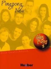 Pingpong Neu 1 Paket - Lehrbuch, Arbeitsbuch und Glossar Tschechisch