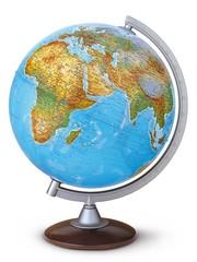 Globus Atlantis - světelný (25 cm)