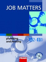 Job Matters - Plumbing and Heating - učebnice + CD