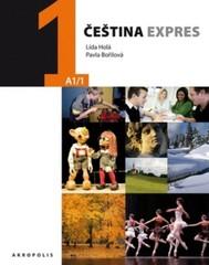Čeština expres 1 (A1/1) - anglická verze + CD