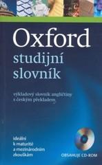 Oxford studijní slovník - výkladový slovník angličtiny s českým překladem