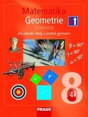 Matematika 8.r. ZŠ a VG - Geometrie - učebnice