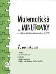 Matematické minutovky 7.r. - 1.díl
