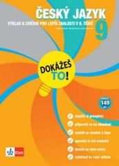 Český jazyk 9 - Výklad a cvičení pro lepší znalosti v 9. třídě