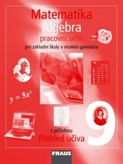 Matematika 9.r. ZŠ a VG - Algebra - pracovní sešit