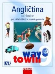 Angličtina 9 Way to Win - učebnice