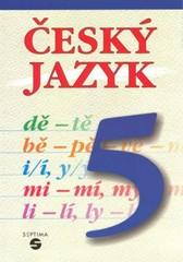 Český jazyk pro 5. ročník ZŠ praktické - Učebnice