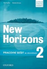 New Horizons 2 Pracovní sešit se slovníčkem