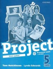 Project 5 Third Edition - Pracovní sešit + CD-ROM (třetí vydání)