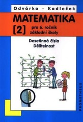 Matematika 6. r. ZŠ 2. díl - Desetinná čísla, Dělitelnost