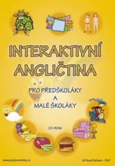 Interaktivní angličtina pro předškoláky a malé školáky (CD-ROM)