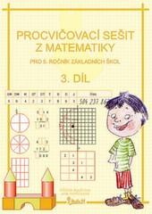 Procvičovací sešit z matematiky 5.r. 3.díl