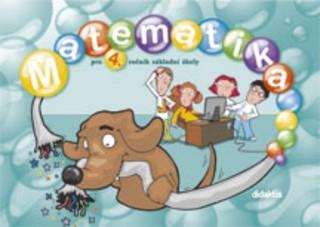 Matematika pro 4. ročník ZŠ - učebnice