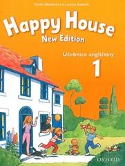 Happy House New Edition 1 Učebnice angličtiny (české vydání)