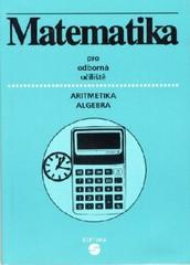 Matematika pro střední školy - Aritmetika, Algebra