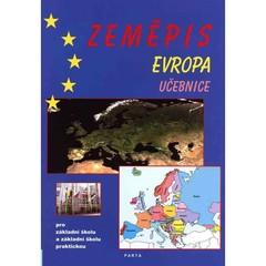 Zeměpis Evropa - učebnice pro 2. stupeň ZŠ a ZŠ praktické