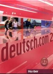 deutsch.com 2 - učebnice + český pracovní sešit s audio CD