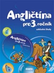 Angličtina pro 3. ročník ZŠ - učebnice + Audio CD
