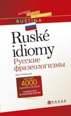 Ruské idiomy (více než 4000 slovních spojení)