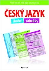 Český jazyk - školní tabulky (Přehledné základy gramatiky)