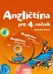 Angličtina pro 4. ročník ZŠ - učebnice + Audio CD