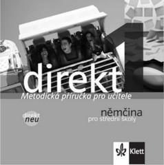 Direkt NEU 1 - CD-ROM Metodická příručka pro učitele