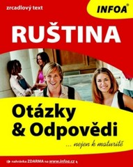 Ruština - Otázky a odpovědi (zrcadlový text)