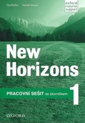 New Horizons 1 Pracovní sešit se slovníčkem