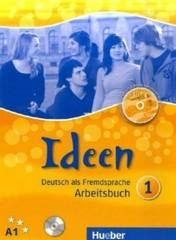 Ideen 1 Arbeitsbuch + Audio CD + CD-ROM (pracovní sešit)