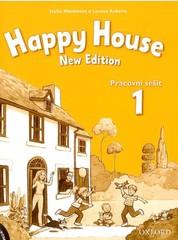 Happy House New Edition 1 Pracovní sešit + Multirom Pack