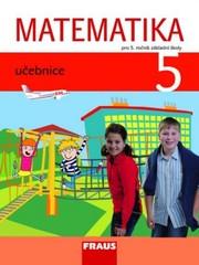 Matematika 5.r. ZŠ - učebnice