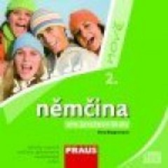 Němčina pro jazykové školy 2. nově - audio CD