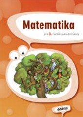 Matematika pro 3. ročník ZŠ - učebnice
