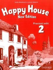 Happy House New Edition 2 Pracovní sešit + Multirom Pack