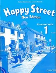 Happy Street New Edition 1 Pracovní sešit + MultiROM
