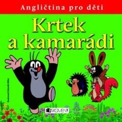 Krtek a kamarádi - Angličtina pro děti