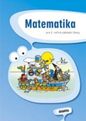 Matematika pro 2. ročník ZŠ - učebnice