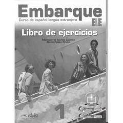 Embarque 1 Libro de ejercicios (pracovní sešit)