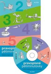 Pravopisné pětiminutovky pro 2.ročník - CD-ROM