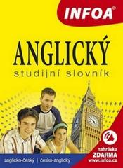 Anglický studijní slovník anglicko-český, česko-anglický