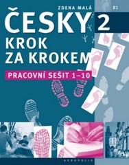 Česky krok za krokem 2 - Pracovní sešit 1-10
