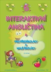 Interaktivní angličtina 2 pro předškoláky a malé školáky